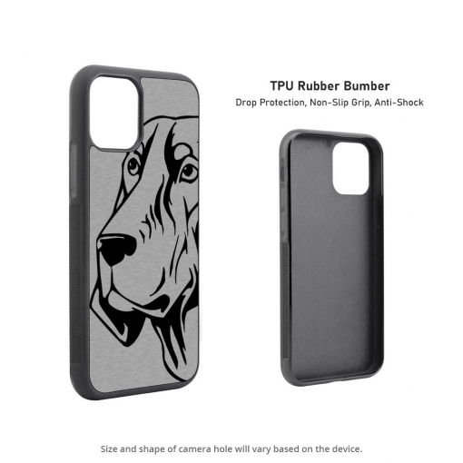 Coonhound iPhone 11 Case