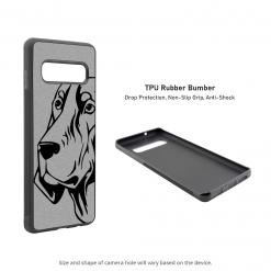 Coonhound Samsung Galaxy S10 Case