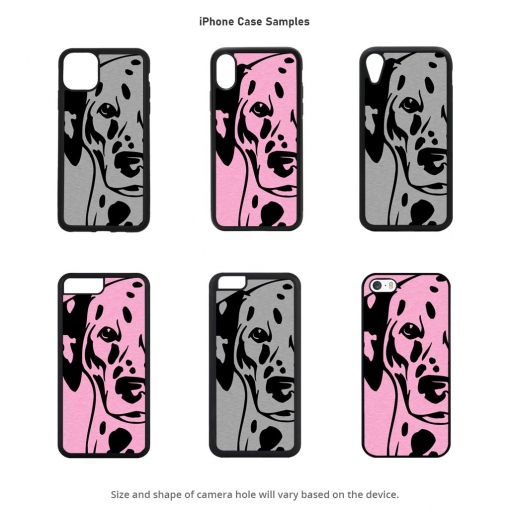 Dalmatian iPhone Cases