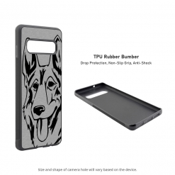 German Shepherd Samsung Galaxy S10 Case