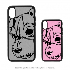 Jack Russell Terrier iPhone X Case