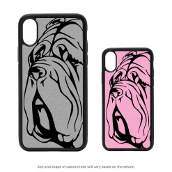 Neapolitan Mastiff iPhone X Case