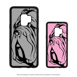 Neapolitan Mastiff Galaxy S9 Case
