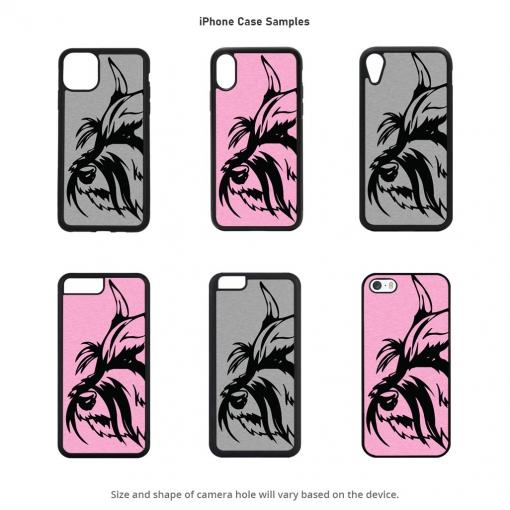 Schnauzer iPhone Cases