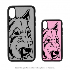 Scottish Terrier iPhone X Case