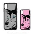 Siberian Husky iPhone X Case