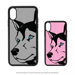 Siberian Husky iPhone X Case