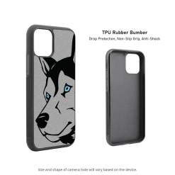 Siberian Husky iPhone 11 Case