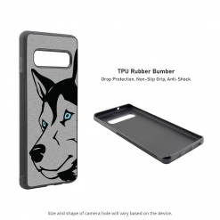 Siberian Husky Samsung Galaxy S10 Case