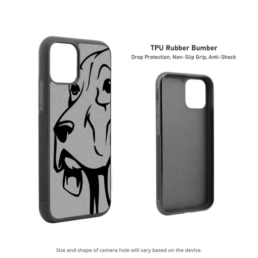 Weimaraner iPhone 11 Case