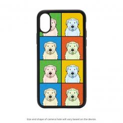 Irish Wolfhound iPhone X Case