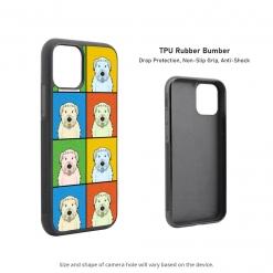 Irish Wolfhound iPhone 11 Case