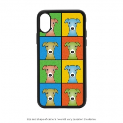 Italian Greyhound iPhone X Case