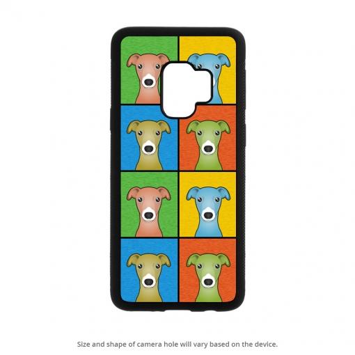 Italian Greyhound Galaxy S9 Case