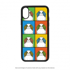 Japanese Chin iPhone X Case