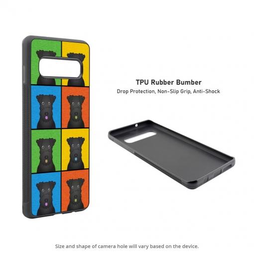 Kerry Blue Terrier Samsung Galaxy S10 Case