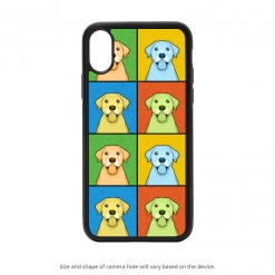 Labrador Retriever iPhone X Case