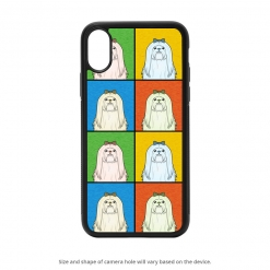 Maltese iPhone X Case