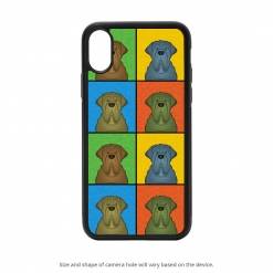 English Mastiff iPhone X Case