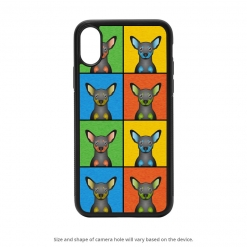 Miniature Pinscher iPhone X Case