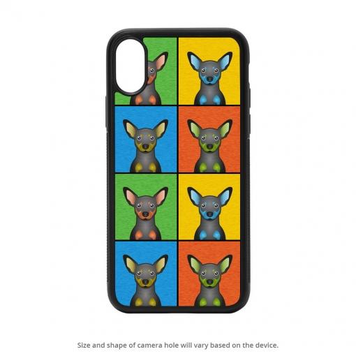 Miniature Pinscher iPhone X Case