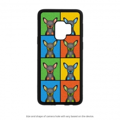 Miniature Pinscher Galaxy S9 Case