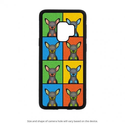 Miniature Pinscher Galaxy S9 Case