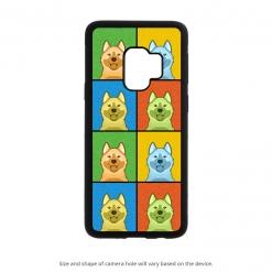Norwegian Elkhound Galaxy S9 Case