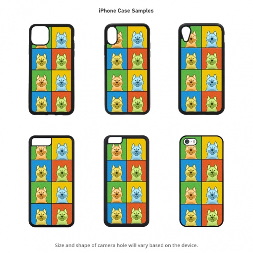 Norwegian Elkhound iPhone Cases