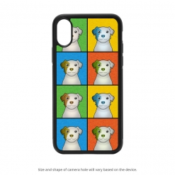 Parson Russell Terrier iPhone X Case