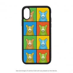 Pembroke Welsh Corgi iPhone X Case