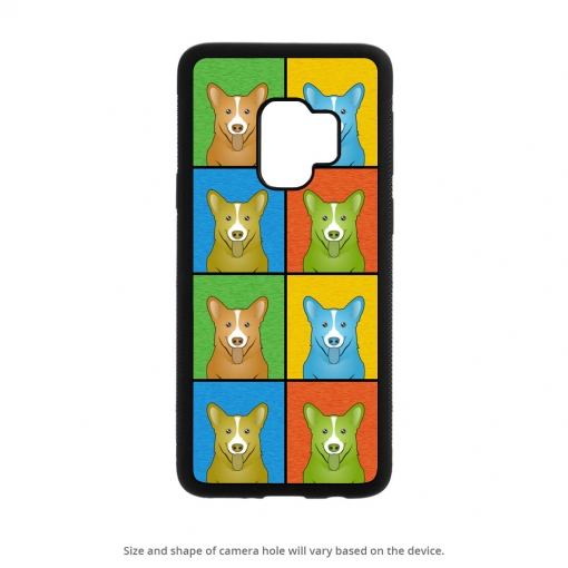 Pembroke Welsh Corgi Galaxy S9 Case