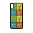 Pharaoh Hound iPhone X Case