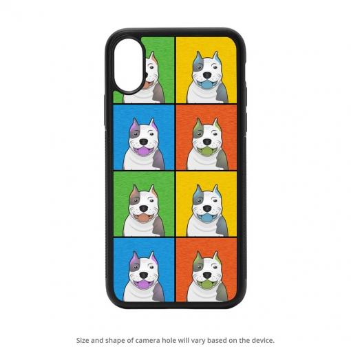 Pitbull iPhone X Case