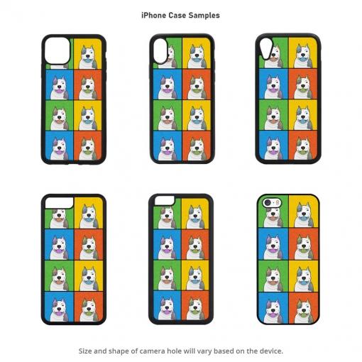 Pitbull iPhone Cases