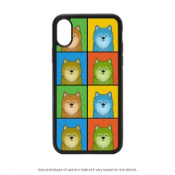 Pomeranian iPhone X Case