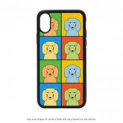 Poodle iPhone X Case