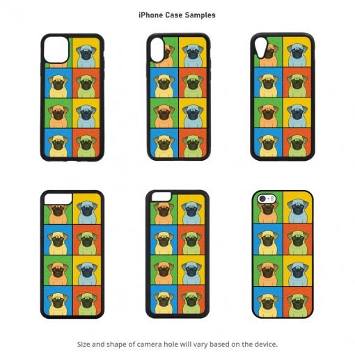 Pug iPhone Cases