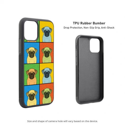 Pug iPhone 11 Case
