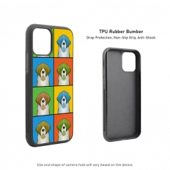 Saint Bernard iPhone 11 Case