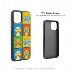 Saluki iPhone 11 Case