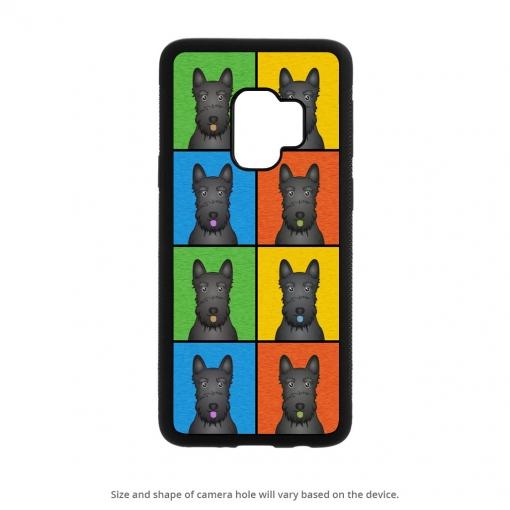 Scottish Terrier Galaxy S9 Case