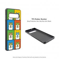 Shiba Inu Samsung Galaxy S10 Case