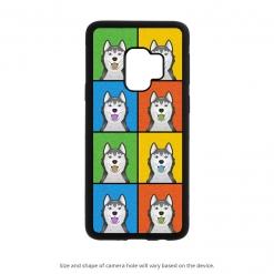 Siberian Husky Galaxy S9 Case