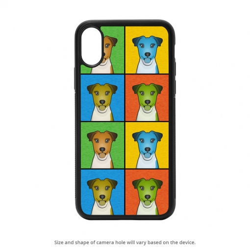 Smooth Fox Terrier iPhone X Case