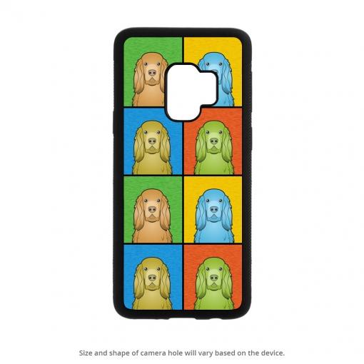 Sussex Spaniel Galaxy S9 Case