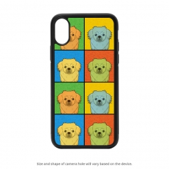 Tibetan Spaniel iPhone X Case