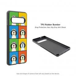 Tibetan Terrier Samsung Galaxy S10 Case