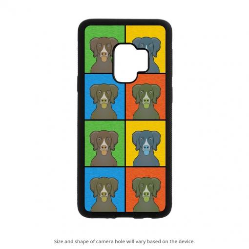 Weimaraner Galaxy S9 Case