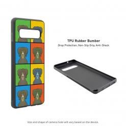 Weimaraner Samsung Galaxy S10 Case